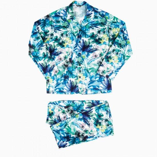 Offering Discounts Aquarelle long woven sleepwear