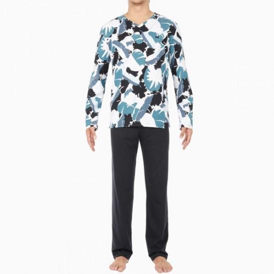 Discount Sale Landscape Long Sleepwear