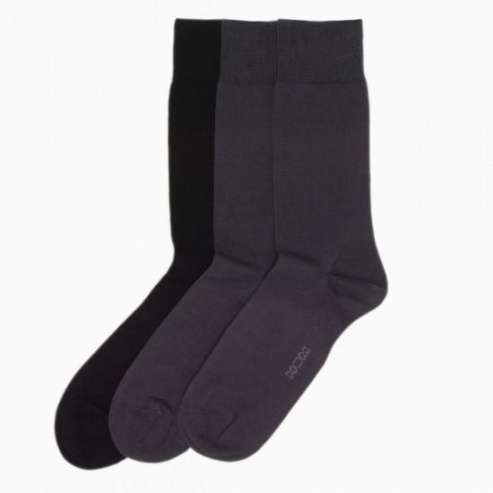 HOM Lisle 3-pack socks