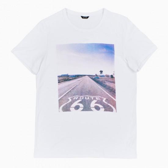 HOM Old School t-shirt crew neck