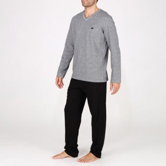 Offering Discounts Onyx Long Sleepwear