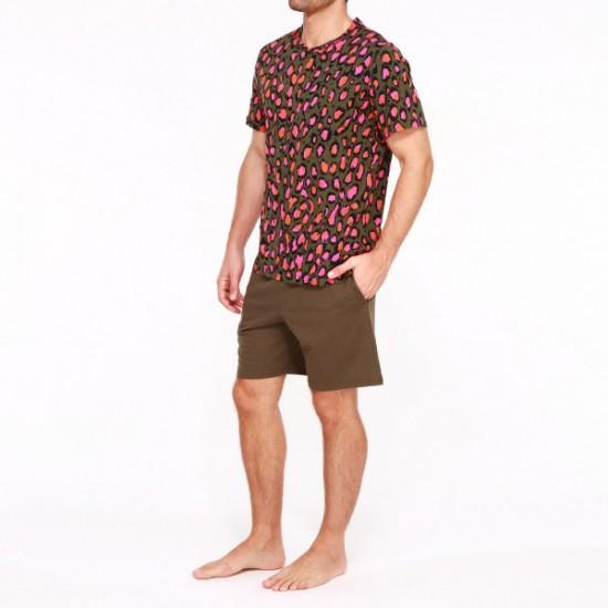 Discount Sale Pyjama court Leonard