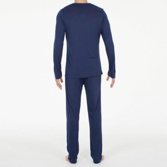 Offering Discounts Relax Long Sleepwear