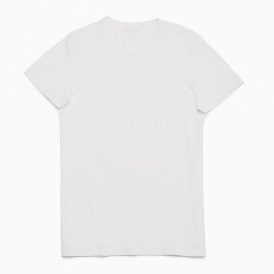 HOM Smart Cotton crew neck t-shirt