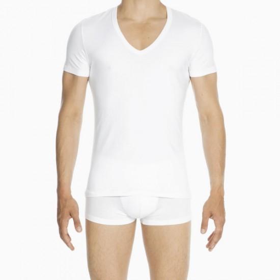 HOM Smart Cotton V neck t-shirt