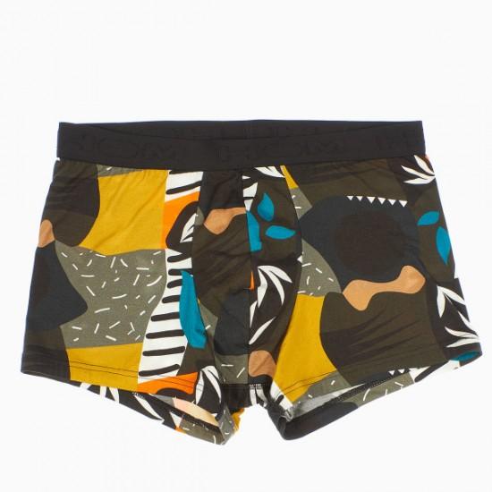Discount Sale Soft Geometric Boxer briefs