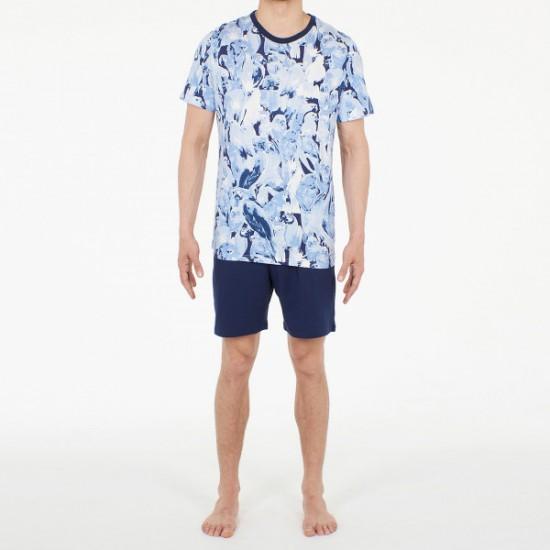 HOM T-shirt col rond Papagayo