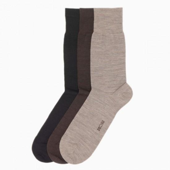 Discount Sale Wool 3-pack socks